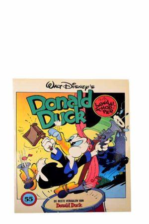 Walt Disney's / Donald Duck als lawaaischopper / 55