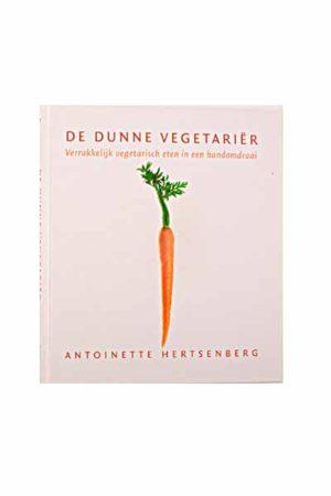 De dunne vegetariër / Antoinette Hertsenberg